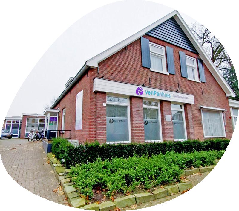 Locatie - Van Panhuis Fysiotherapie Aalten